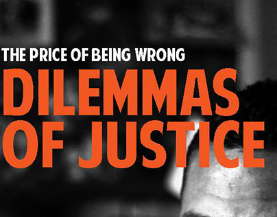 Dilemmas Of Justice Poster Series