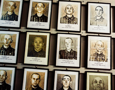 Auschwitz-Birkenau, Poland, Europe