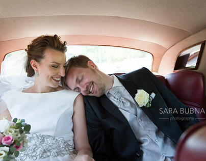 Real Wedding by SARA BUBNA photography