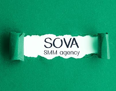 """SMM agency """"SOVA"""""""