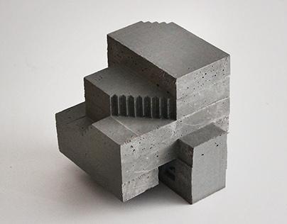 Cubic Geometry vi-ii