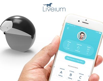 Liveium App