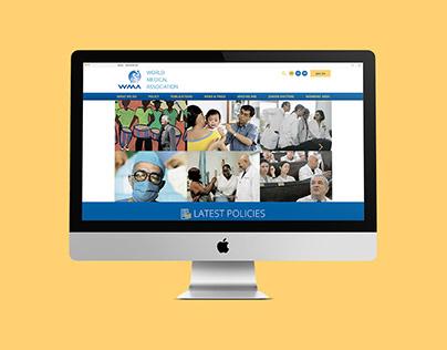World Medical Association - Website