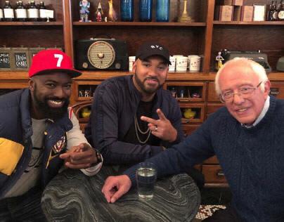 DESUS & MERO Bernie Sanders - Showtime - Prop Master