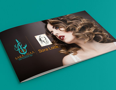 Catalog of HAIR CARE products Sora look