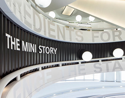 MINI in the BMW Museum | Bowled over