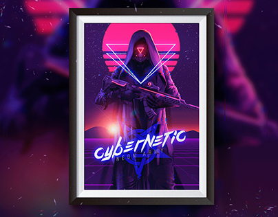 Ilustración Digital • Cybernetic Soldier