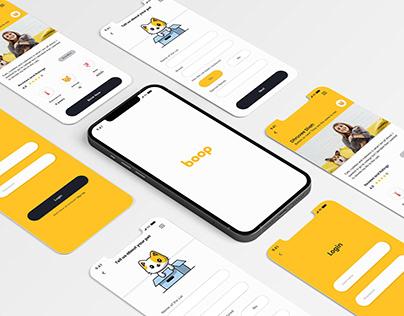 Branding and UI/UX