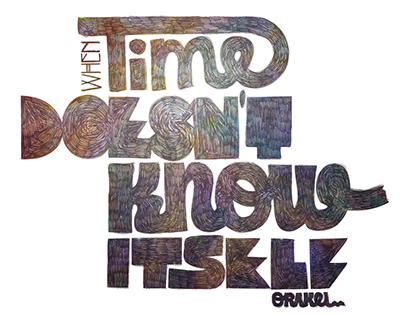 Orakel - When Time Doesn't Know Itself