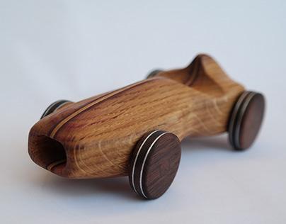 Timber toys