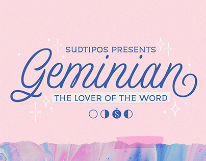 Geminian font