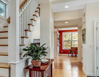 Beaverdam House, Westford, Massachusetts - Interiors