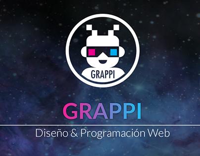 GRAPPI - Diseño & Programación Web