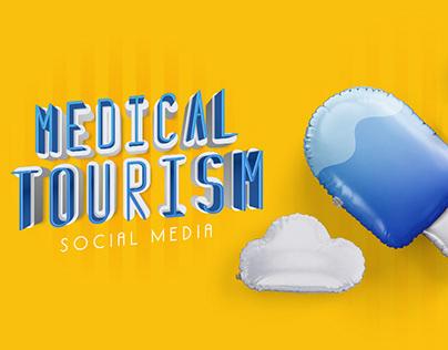 Social Media - Medical Tourism #VOL.1