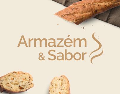 Armazém e Sabor (Branding)
