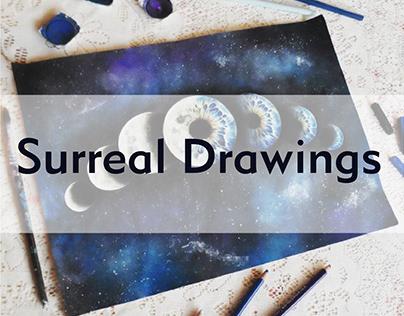 Surreal Drawings