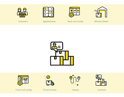 Boxbee Icon Set