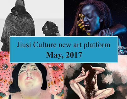 Jiusi Culture New Art Platform May, 2017