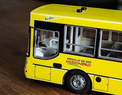 Casimiro Bus scale