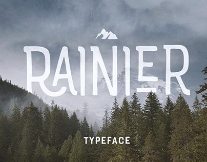 Rainier Typeface