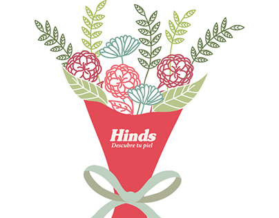 Hinds packaging
