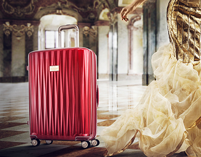 SAMSONITE Plutus Red