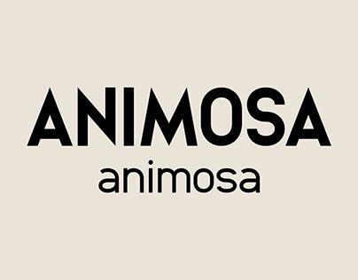 Animosa – Font Family