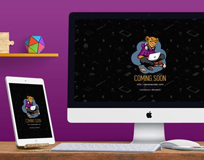 Portfolio Website | Coming Soon