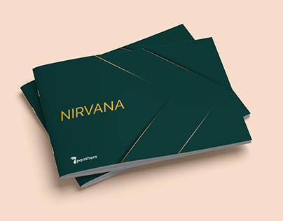 Story Telling & Brochure Design For Nirvana