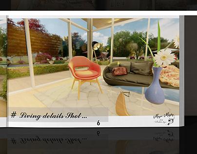The micro green house Interior magazine😍😍