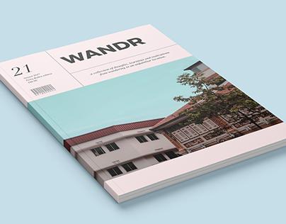 WANDR Magazine