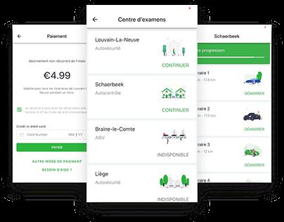 Updrive | Mobile App V2