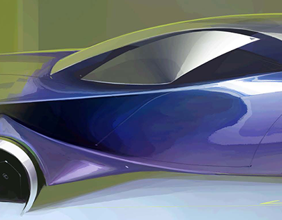 Lexus Vision 2045 - Friends