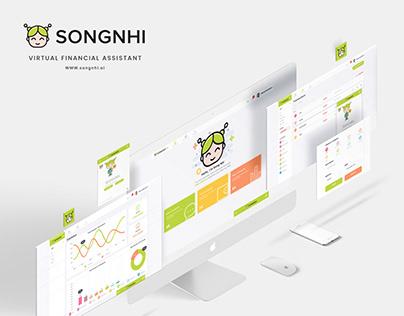 Song Nhi website