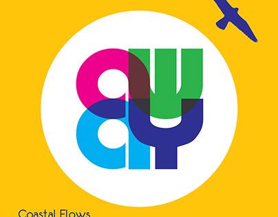AWAY single release by Coastal Flows/Shawn Myers