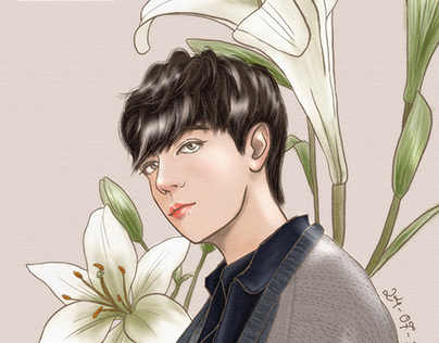 Xiao Zhan Fanart