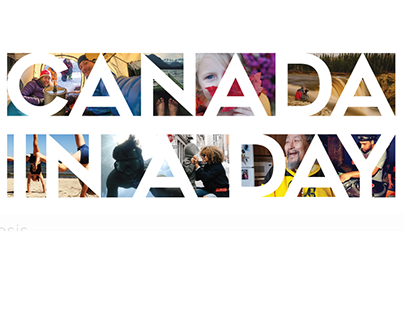 Canada in a Day Video Entry