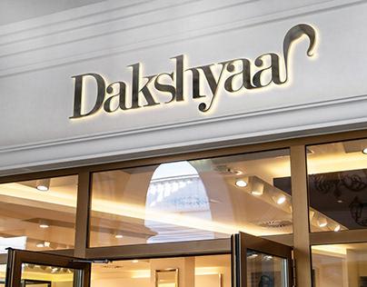 Dakshyaa Beauty Salon Logo Breakdown and Branding