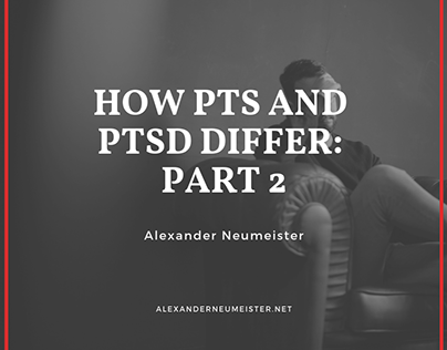 How PTS and PTSD Differ: Part 2