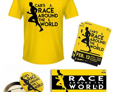 Race Around the World poster