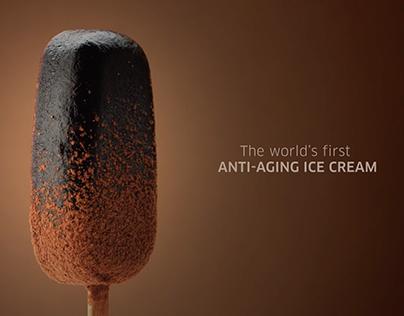 Uber Eats - Anti Aging Ice Cream