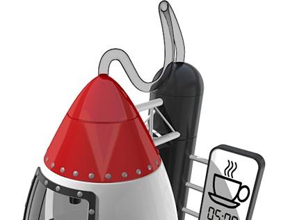 Macchina da caffè a cialde: Rocket