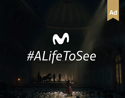 #ALifeToSee / Film / Movistar