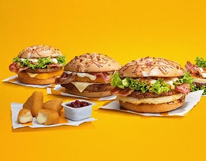 McDonald's – CHEESE SAGA