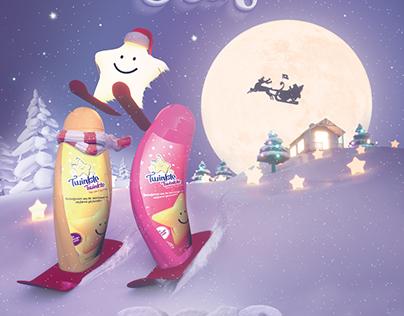 Baby Shampoo | Advertising