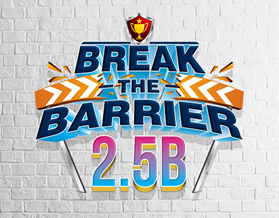 Break The Barrier _ Target Theme