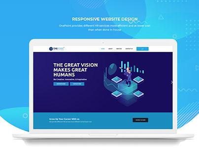 ONEPOINT HR WEBSITE