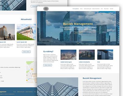 Website Design For Real Estate Developer