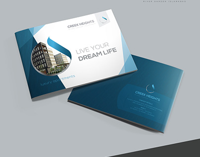 Creek Heights Brochure Options