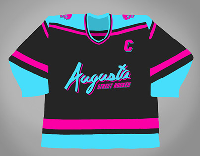 Miami Vice Inspired Jersey